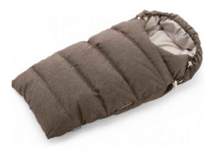 Stokke Down Sleeping Bag in Bronze Brown