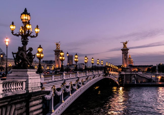 Paolo Roversi Paris was 'like the moon' to an Italian boy