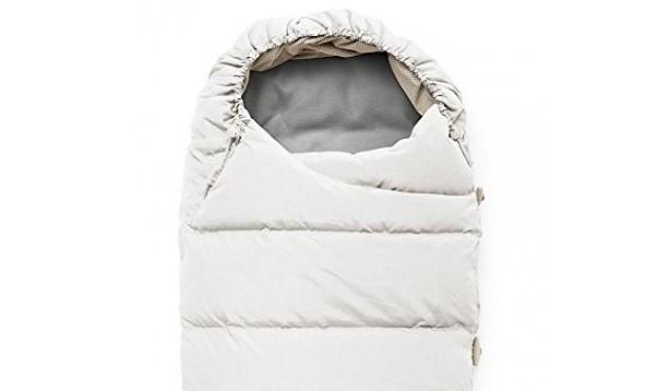Stokke Sleeping Bag in Pearl White