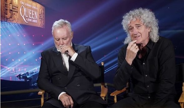 Bohemian Rhapsody DVD Brian May 'RELUCTANT' about THIS in Freddie Mercury Queen film
