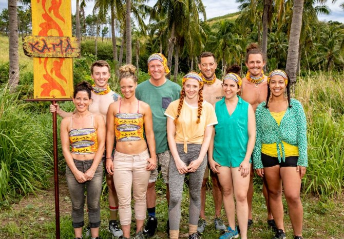 Survivor Edge of Extinction Premiere Sends First Eliminated Castaway To Deserted Island