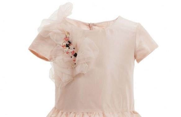 JUNIOR GAULTIER Peach-Pink Dress