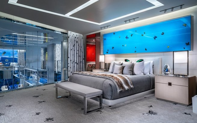 World's Most Expensive Hotel Suite, Designed by Damien Hirst