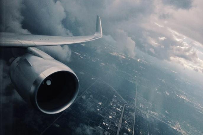 A Boeing 737 Max 8 made an emergency landing after an engine problem