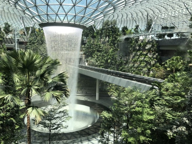 Inside the World's Best Airport