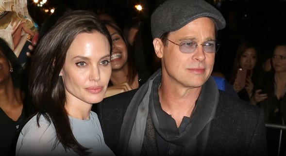 Brad Pitt 'Sad' After Angelina Jolie Drops HIs Last Name He's Not Sure He'll Ever Get Married Again