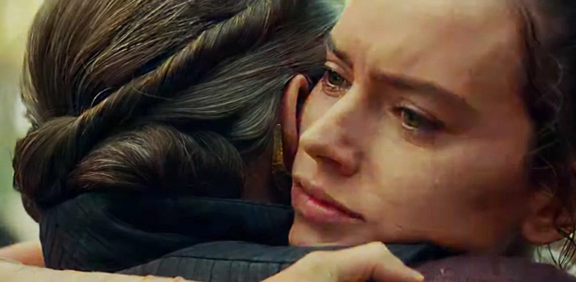'Star Wars Episode 9' Trailer First Look At How The Skywalker Saga Will End — Watch