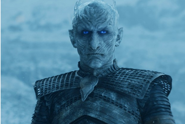 Game of Thrones RIP, The Night King