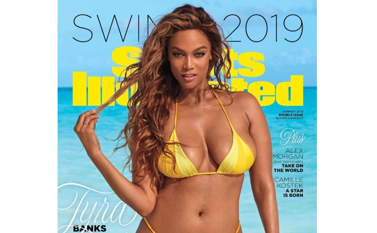 At 45, Tyra Banks Makes a Sports Illustrated Comeback With a Body Positive Message