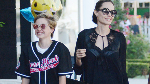Angelina Jolie Treated Daughter, Shiloh, To Epic 13th Birthday With Siblings As Brad Pitt's Away In Cannes