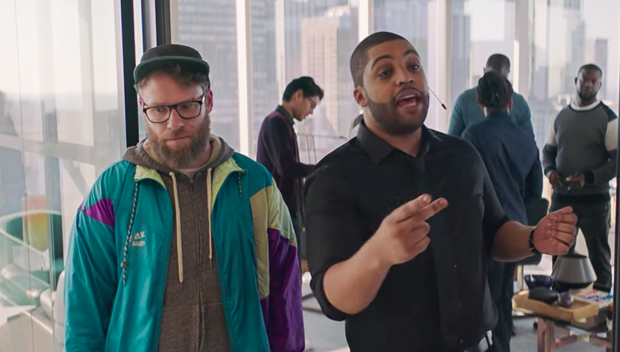 O'Shea Jackson Jr. Raves Over Working With Seth Rogen In 'Long Shot' 'It Was Dope'