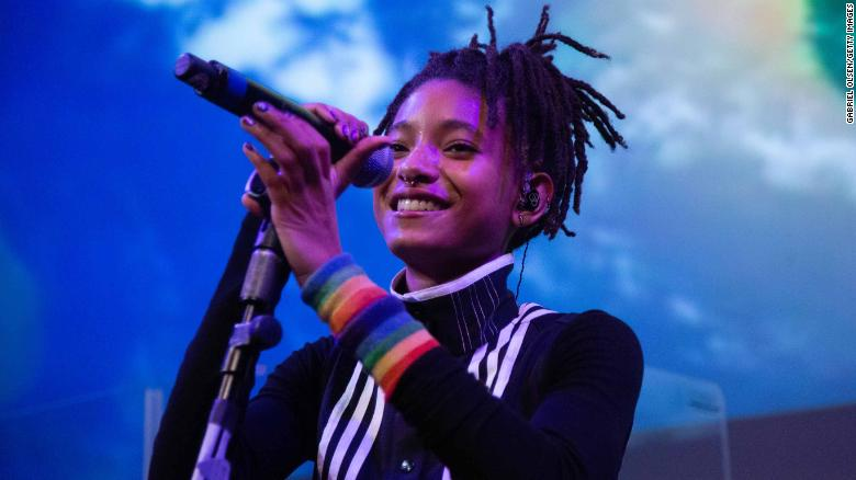 Willow Smith says she loves men and women equally