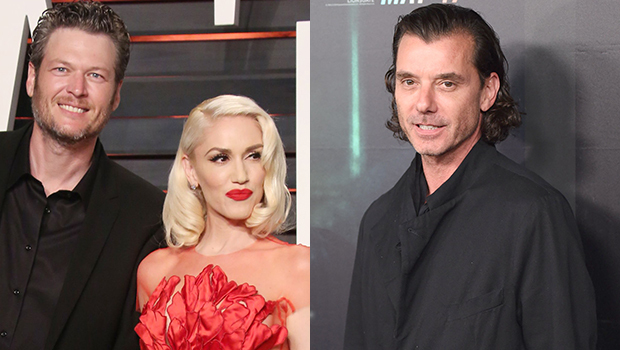 Blake Shelton & Gwen Stefani How They Feel About The Kids Spending Father's Day With Gavin Rossdale