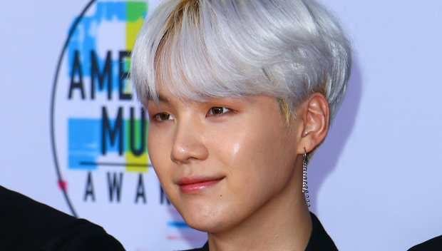 BTS' Suga Rubs His Shoulder In Pain During Muster Performance & Fans Send 'Get Well' Wishes