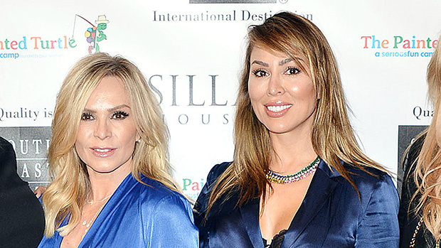 'RHOC's Tamra Judge & Kelly Dodd 'Don't Want To Be Friends Ever Again' After Failing To End Feud