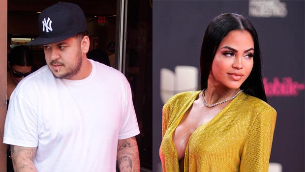 Rob Kardashian Flirts With Singer Natti Natasha On Twitter & Fans Are Not Here For It 'Robert, No'