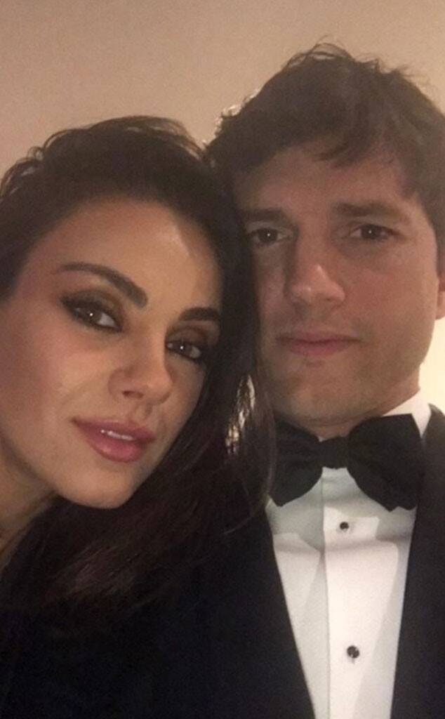 Ashton Kutcher and Mila Kunis Tackle Tabloid Rumors in the Most Hilarious Way