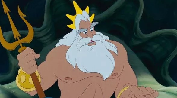 The Little Mermaid King Triton revealed THIS major star 'in talks' for live action role