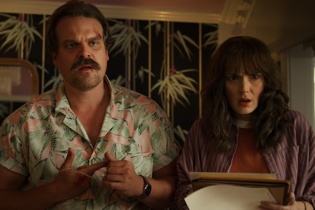 Stranger Things' First Season 4 Spoiler Is Here Portals Will Allow Characters to Travel 'Outside of Hawkins'