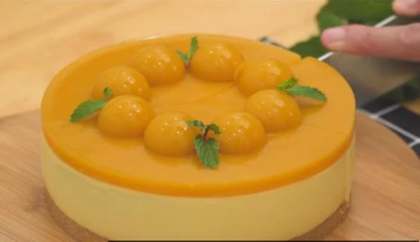 No-Bake Mango Cheesecake Recipe