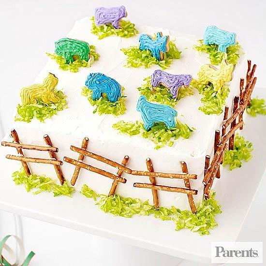 Easy Birthday Cakes