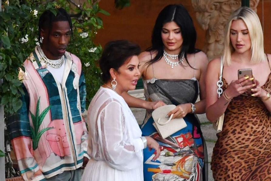 Kylie Jenner's Birthday Trip to Italy With Travis Scott Is Filled With Amore