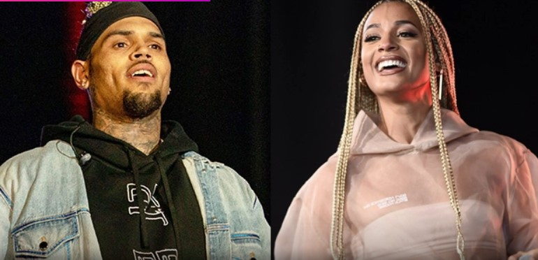 Chris Brown & DaniLeigh's 'Close' Relationship: How She Feels About His Flirty Comment