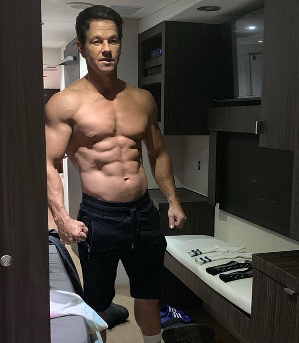Mark Wahlberg, 48, Proudly Proves 'Age Is Just A Number' Showing Off Epic 6 Pack & Tom Brady Is In Awe