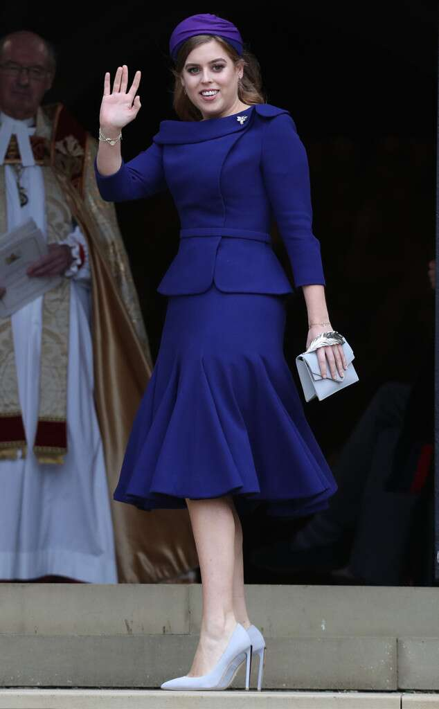 Princess Beatrice Gets Sweet 31st Birthday Tributes From Royal Family