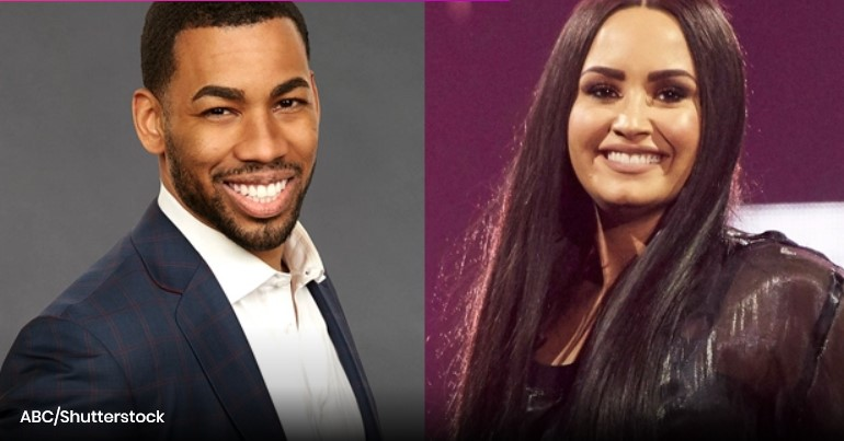 Demi Lovato Spotted On Date With'Bachelorette' Star Mike Johnson: She'Couldn't Stop Laughing'