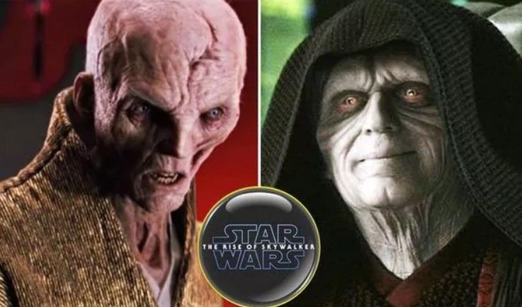 Star Wars 9 Rise of Skywalker: Snoke IS Palpatine teased in THIS official comic scene?