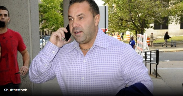 Joe Giudice, 47, Is Seen For The First TimeIn 3 Years And Looks Unrecognizable —See Pic