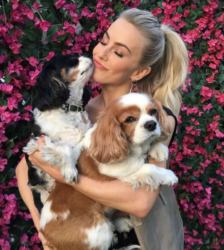 Julianne Hough Shares Touching Tribute Following the Death of Her 2 Dogs