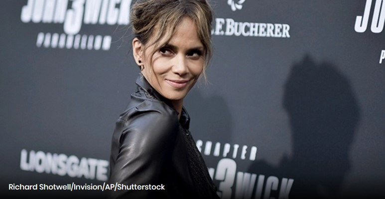 Halle Berry, 53, Reveals Insanely TonedArms & Back While Showing Off FlexibilityIn Sports Bra