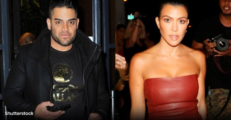 'Shahs Of Sunset's Mike Shouhed FlirtsWith Kourtney Kardashian On IG AfterShe Posts Sexy New Pic