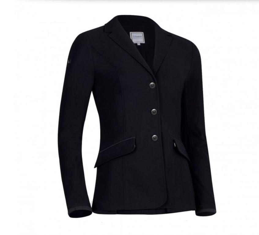 Alix Show Jacket – Black