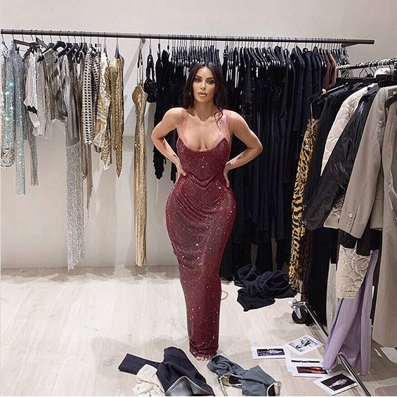 Kim Kardashian Cries After Failing To FitInto Versace Dress Amid 18 Lb. WeightGain