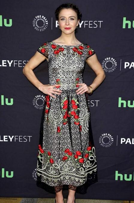 Grey's Anatomy Star Caterina Scorsone Is Pregnant With Baby No. 3