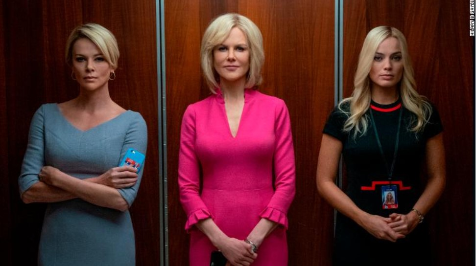 Charlize Theron had some doubts about playing Megyn Kelly in 'Bombshell'