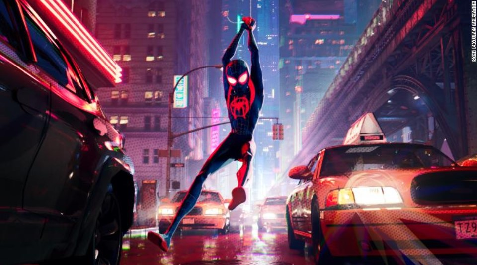 'Spider-Man: Into the Spider-Verse' is getting a sequel