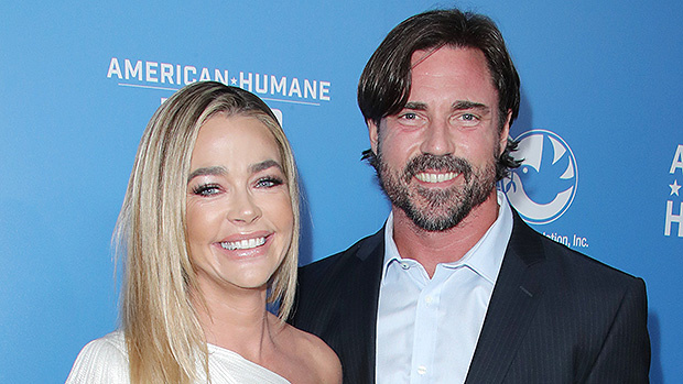 'RHOBH': Denise Richards & HusbandAaron Phypers At The Center Of A Lot OfDrama For Season 10