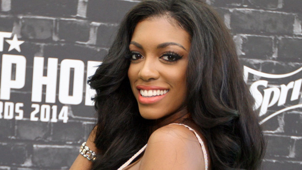 Porsha Williams Debuts Short Blonde HairMakeover – Before & After Pics