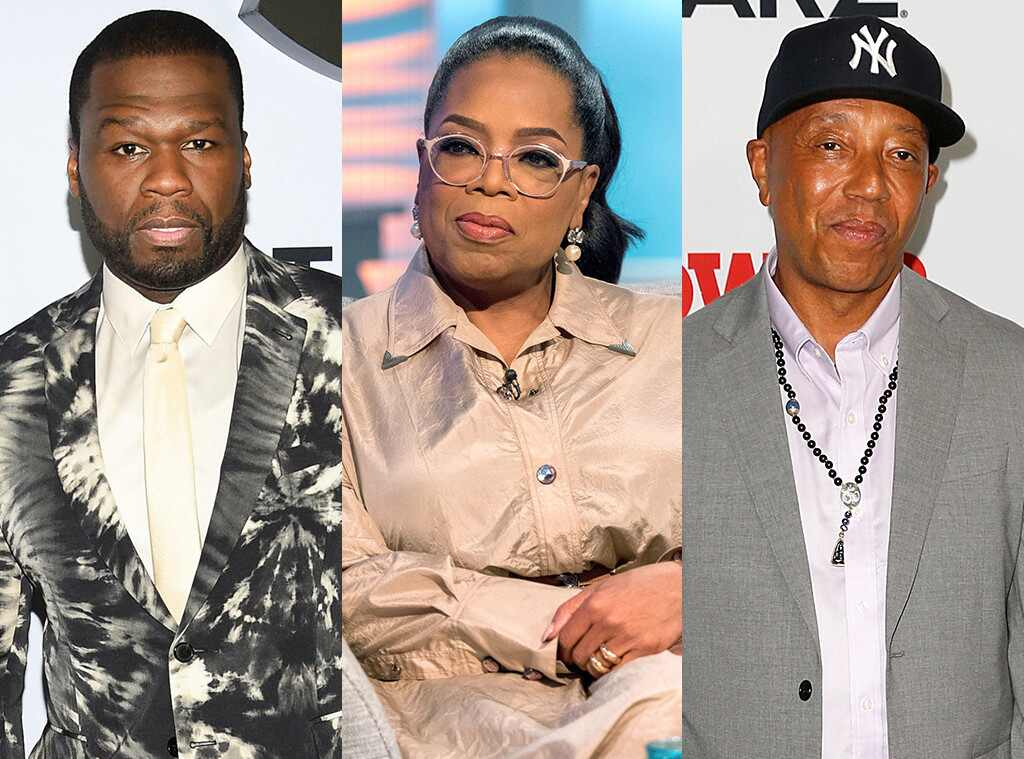 50 Cent and Russell Simmons Blast Oprah Winfrey Over #MeToo Documentary