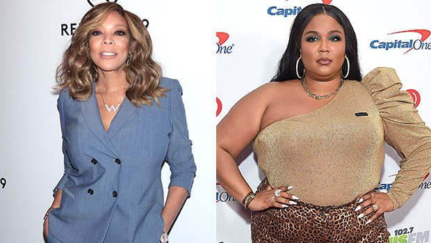 Wendy Williams Calls Lizzo's Thong OutfitAt Lakers Game 'Just Wrong': 'There's ATime & Place'