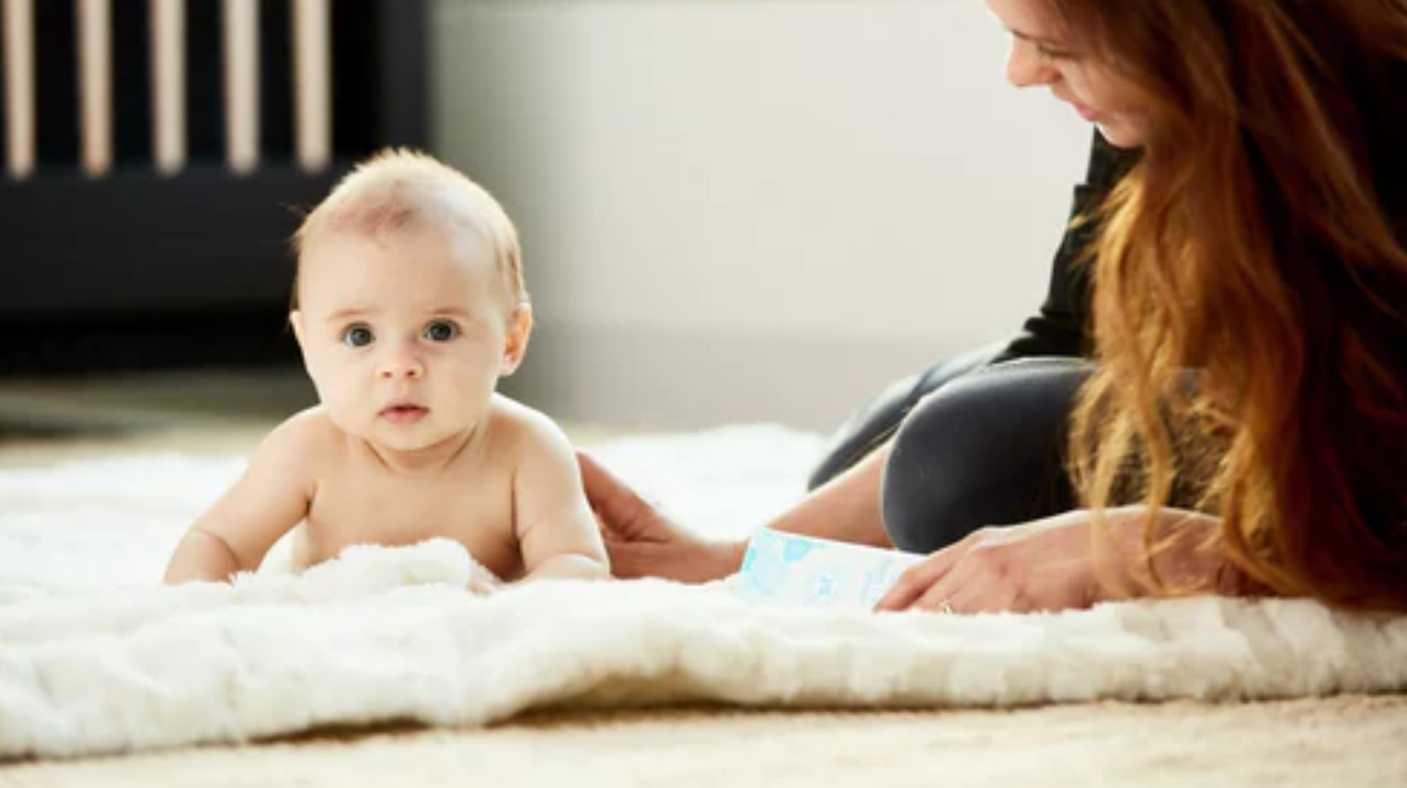 Helping your toddler to talk