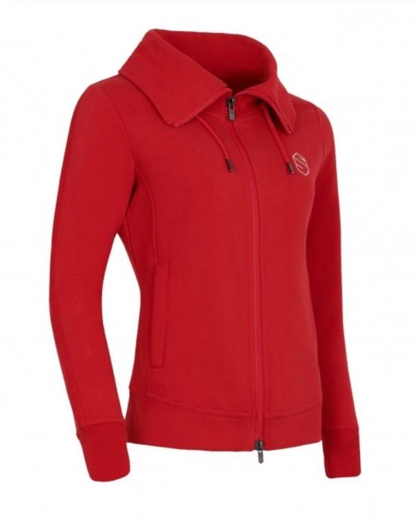 Swarovski Sweatshirt – Red