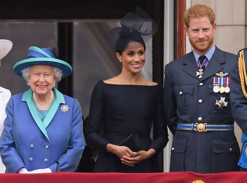 Buckingham Palace Releases Shocking Statement on Meghan Markle and Prince Harry's Royal Family Exit
