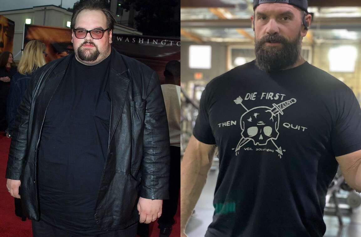 "Actor Ethan Suplee Is Unrecognizable After ""1,000 Pound"" Transformation"