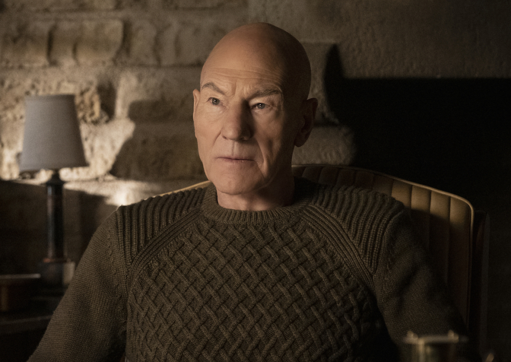 Star Trek: Picard's Patrick Stewart, EPs Hint at How Jean-Luc Has Changed: 'He's a Bit Tormented, Actually'