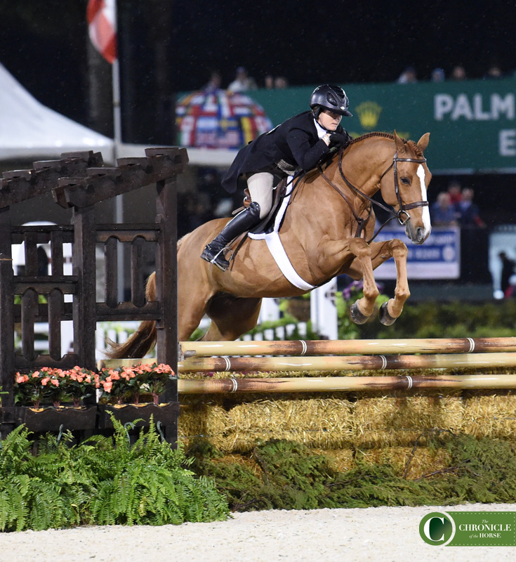 "Two Veteran Partnerships And A ""Blind Date"" Top WCHR Hunter Spectacular"